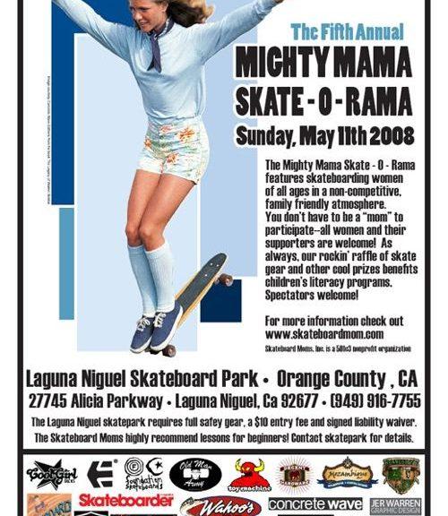 Mighty Mama Skate-O-Rama 2008