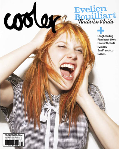 Cooler | Evelien Bouilliart Cover & Interview