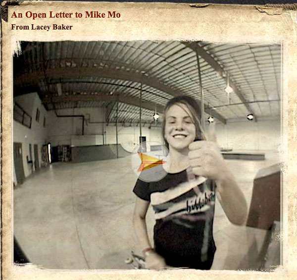 Berrics | An Open Letter to Mike Mo