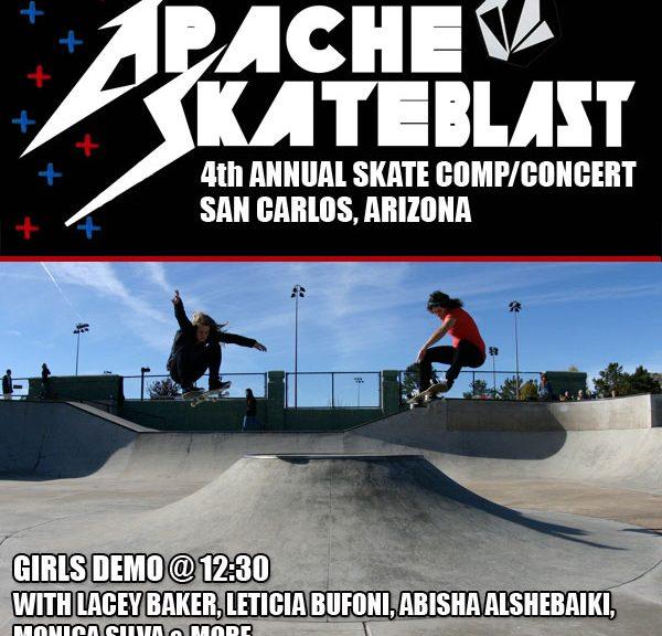 Apache Skate Blast Demo