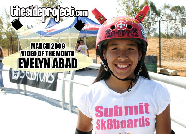 VOTM | Evelyn Abad