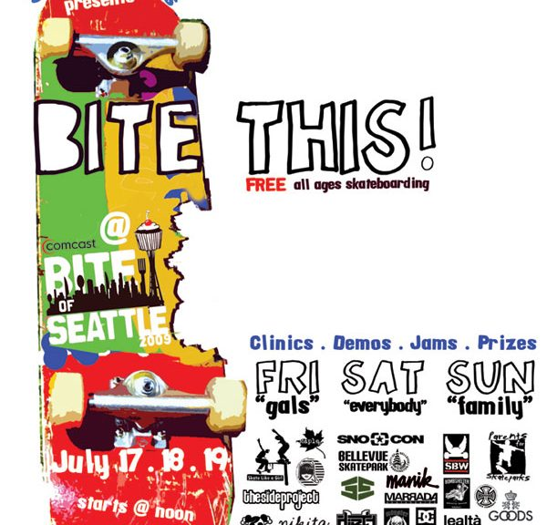 Bite Of Seattle 2009