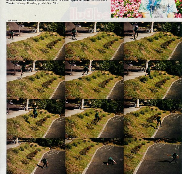 Skateboarder Mag | Marisa Dal Santo Who's Hot