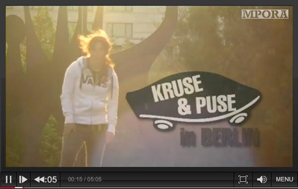 Vans Girls – Kruse & Puse In Berlin