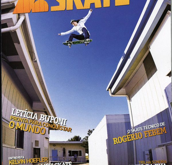 CemporcentoSKATE | Leticia Bufoni Cover And Interview