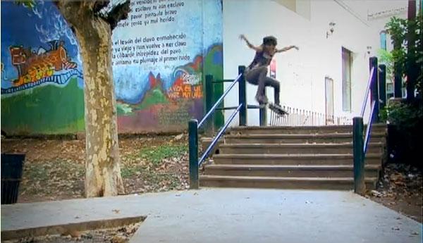 Pasion Extrema: Skate Femenino
