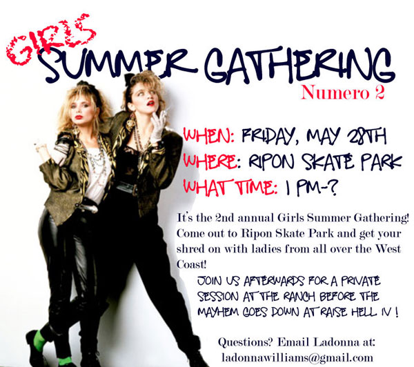 Girls Summer Gathering 2!