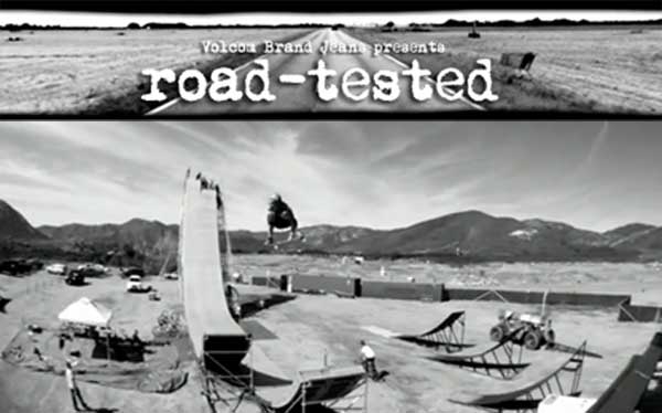 Lyn-Z Volcom Road-Tested Video