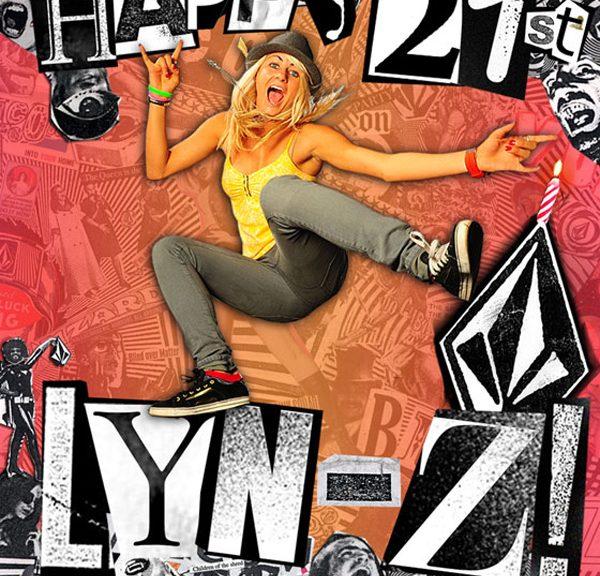 Happy 21st Lyn-Z!