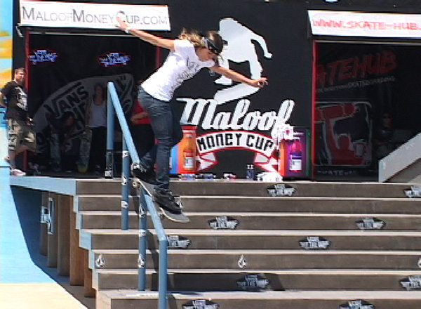 Maloof Money Cup 2010 Video