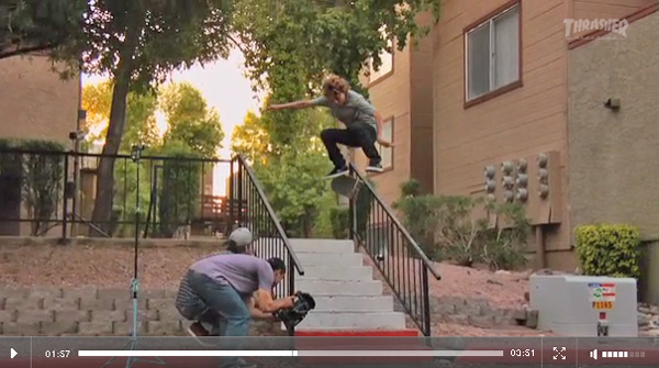 Thrasher | King Of The Road 2010: Episode 10