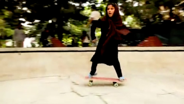Skateistan Girls