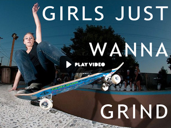 Kickstarter: Girls Just Wanna Grind