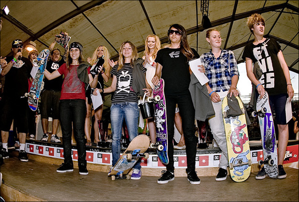 Mystic Sk8 Cup Results 2011