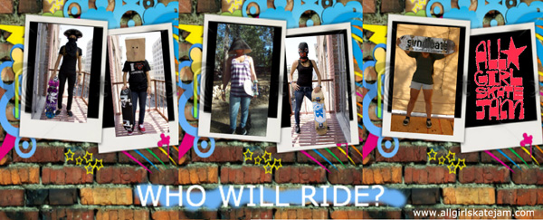AGSJ: Who Will Ride?