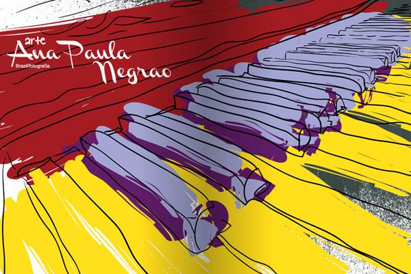 Ana Paula Negrao In Elcubocr Magazine