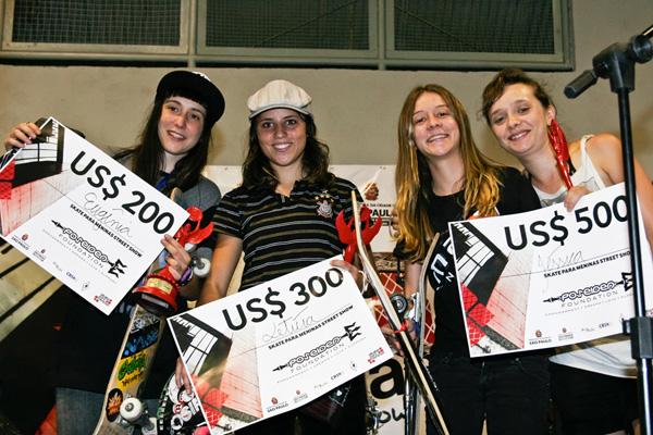 Skate Para Meninas Results 2011