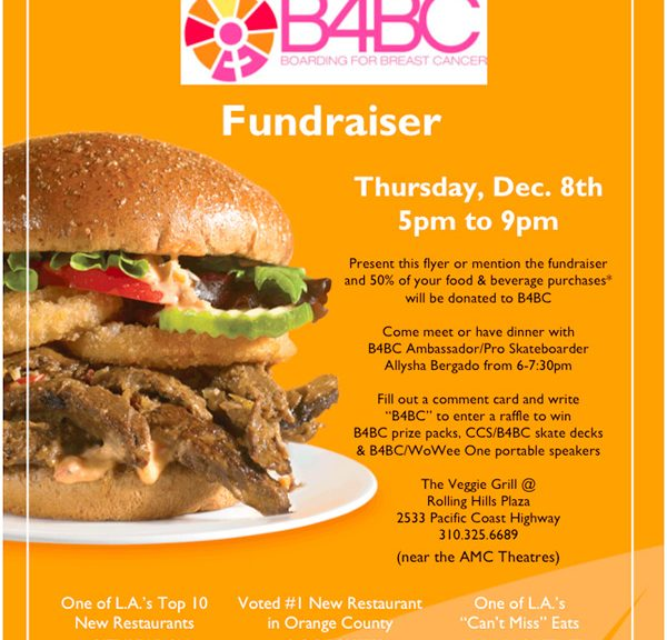 B4BC Fundraiser With Allysha Bergado