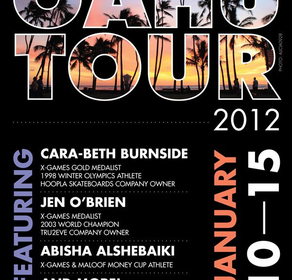 Poseiden Oahu Tour 2012