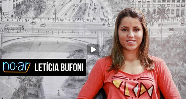 Leticia Bufoni Video Interview