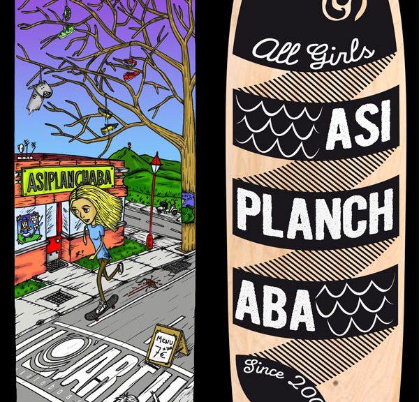 Asiplanchaba Board Series