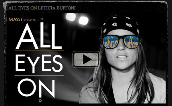 Berrics | All Eyes On Leticia Bufoni