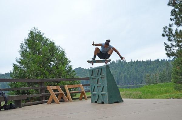 Element YMCA Skate Camp Trip