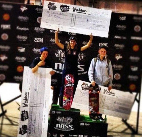 NASS Girlzilla Results 2012