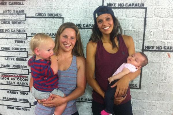 Babies At The Berrics