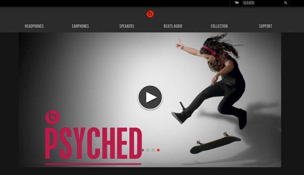 Abisha Alshebaiki – Beats By Dre Commercial