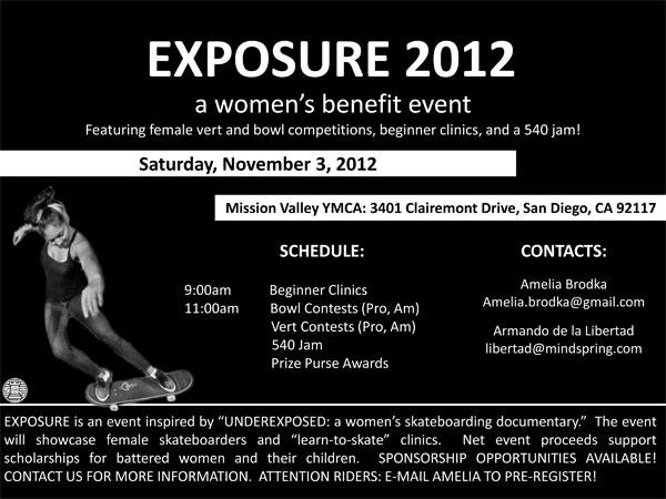 Exposure 2012