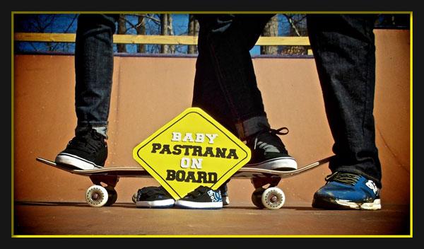 Baby Pastrana On Board
