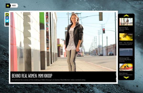 Behind Real Women: Mimi Knoop