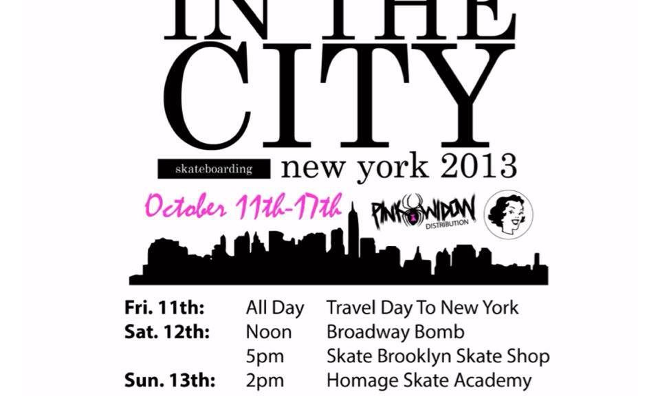 Silly in the City NY Tour