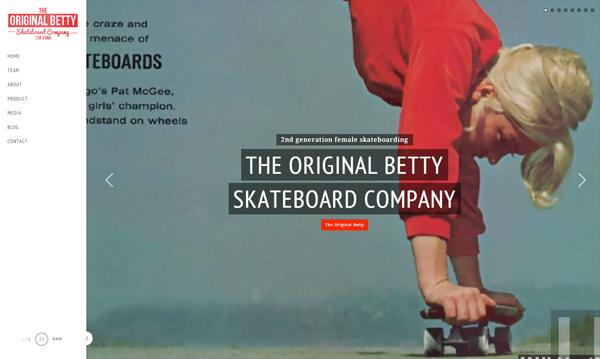 New OG Betty Site Up