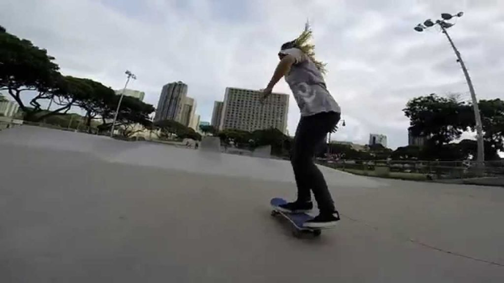 Skating Hawaii – Jordan Serpentini