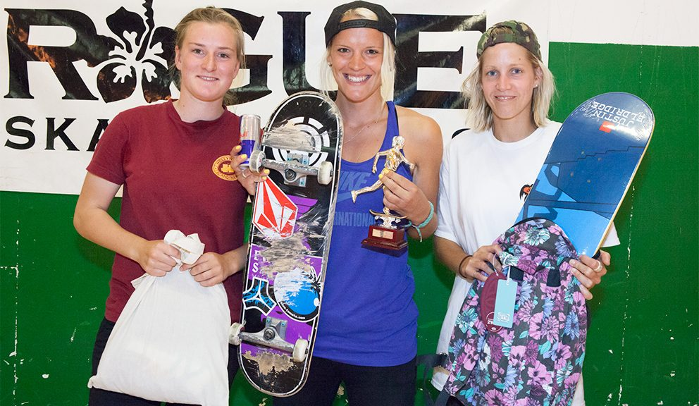 Girl Skate Jam UK Results 2014