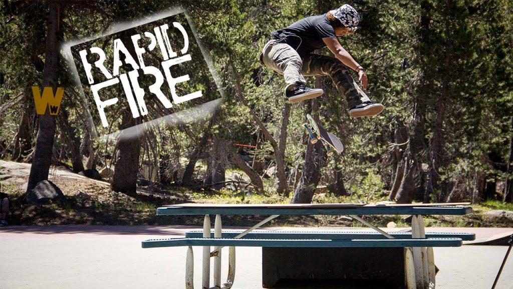 Samarria Brevard – Woodward Tahoe Rapid Fire