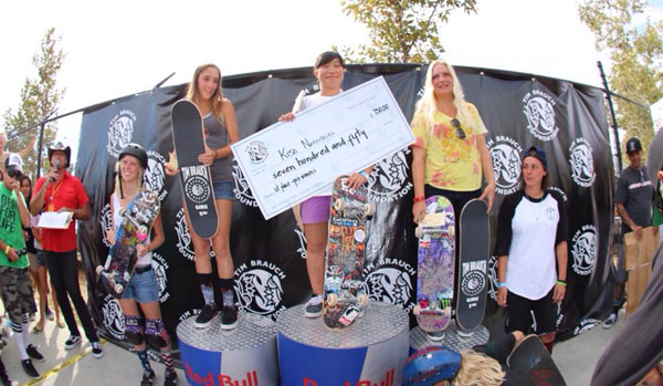 Tim Brauch Memorial Results 2014