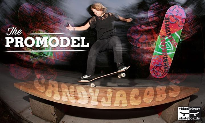 Blackriver Releases Candy Jacobs Pro Model