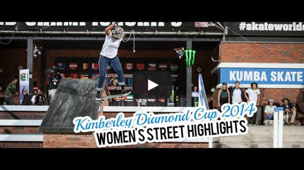 KDC Women's Street Championships Highlights