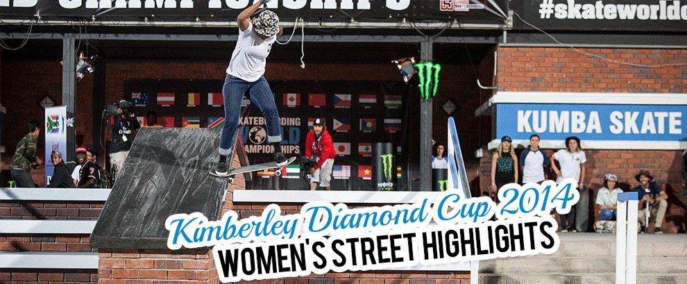 KDC Women's Street World Championships Highlights