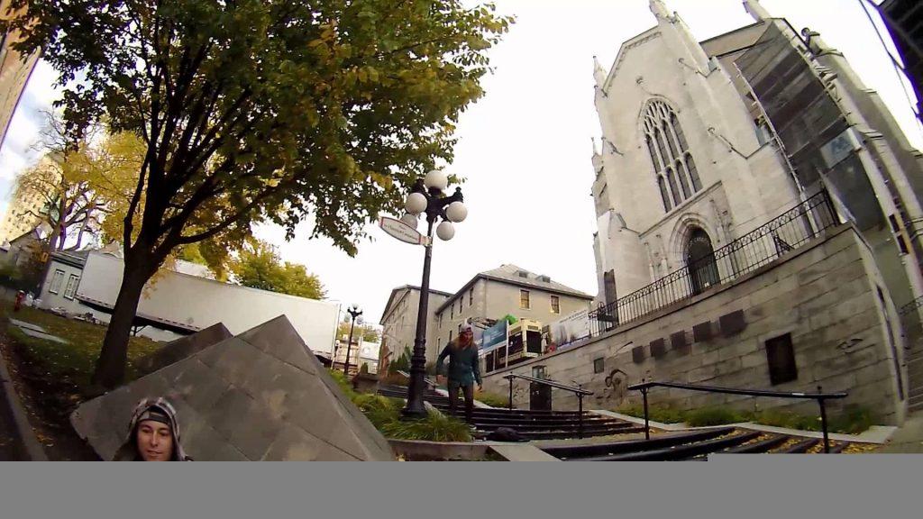Les Vagabonnes Skate Quebec City 2