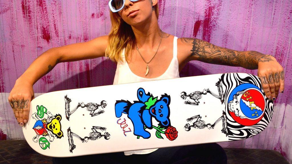 New Julz Lynn Shred 'Til You're Dead Pro Model