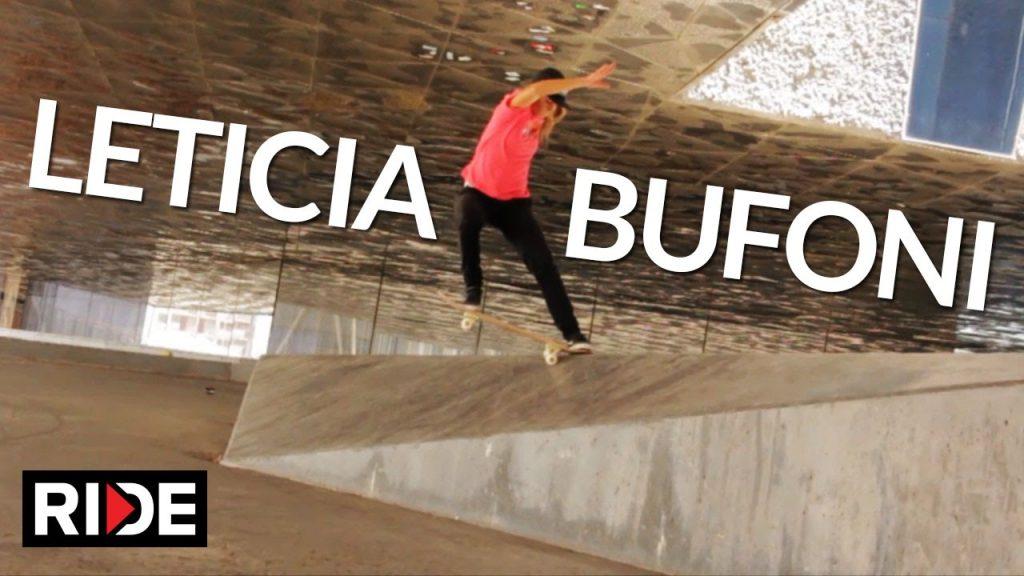Leticia Bufoni Skates Barcelona – Day In The Life