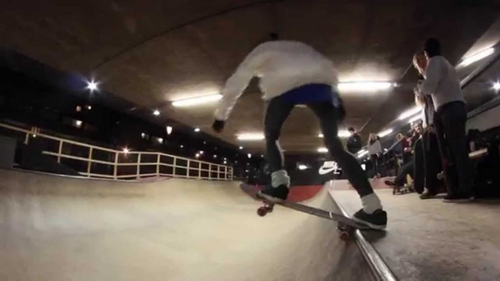 Bay Sixty6 Girls Christmas Skate Jam