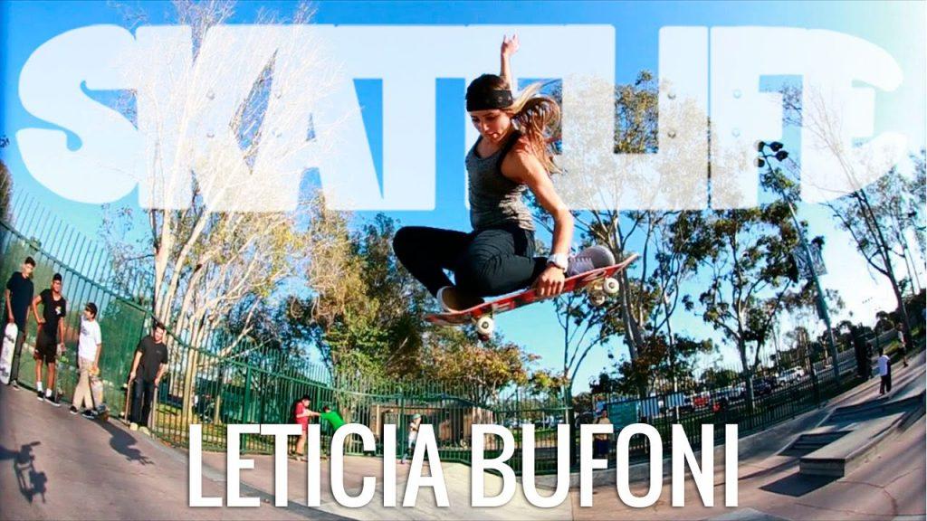 Leticia Bufoni #SKATELIFE | Andar De Skate Não É Crime