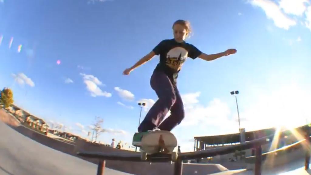Nicole Bloschinsky 2014 Footage