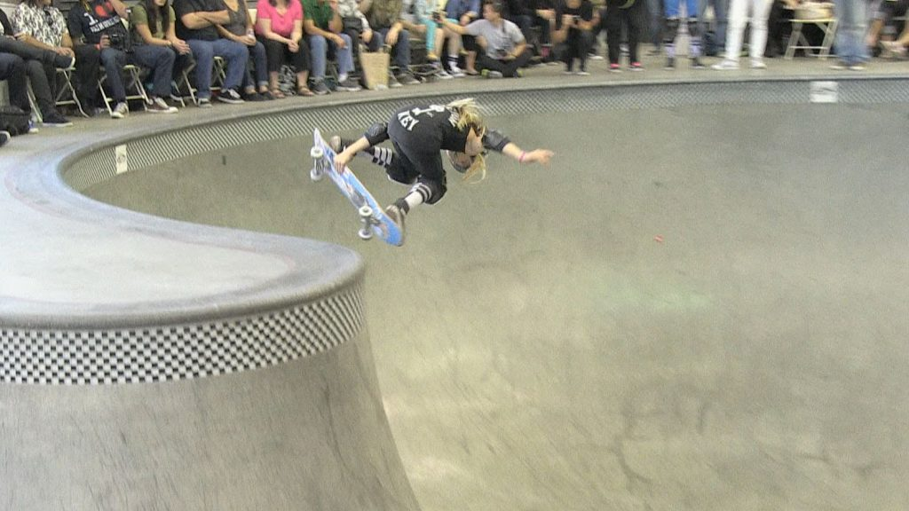Vans Girls Combi Pool Classic 2015 – AM 14 & Under
