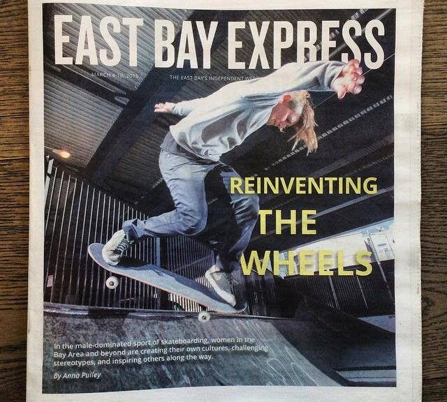 East Bay Express | Reinventing The Wheels